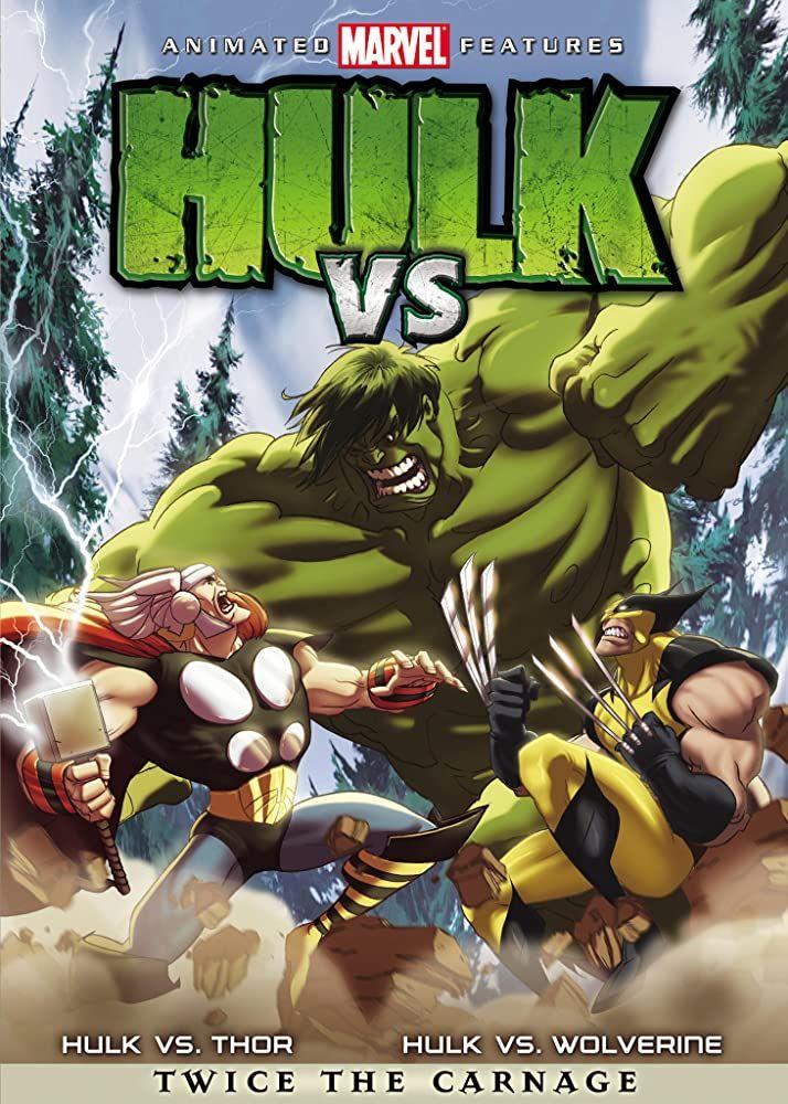 Hulk Vs 2009 720p Watch And Download Thor Hulk Hulk Vs Thor