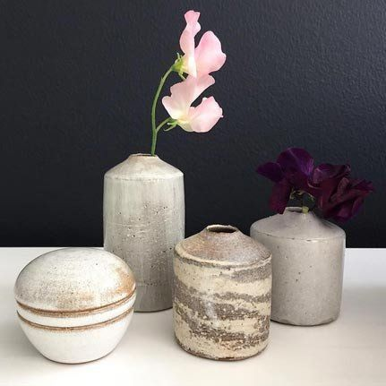 Jar Jewelry Box - Hvid