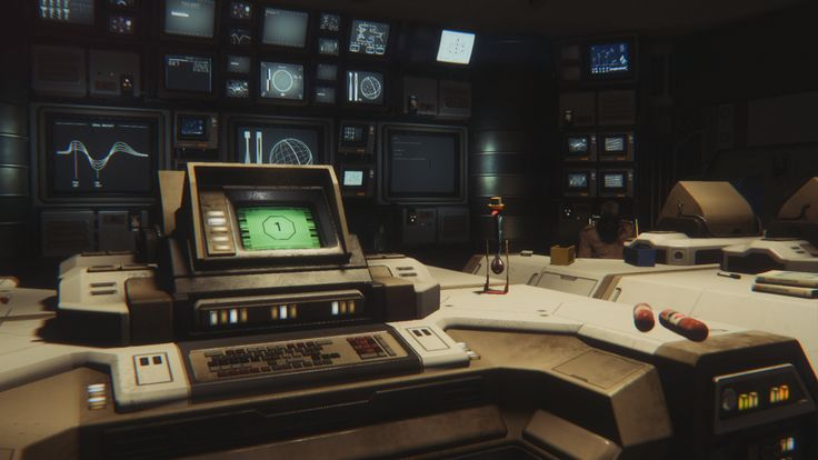 8 Awesomely Retro Gadgets in Alien: Isolation - Xbox Wire