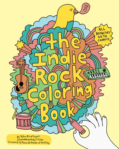 5 Quirky Coloring Books for the Eternal Kid