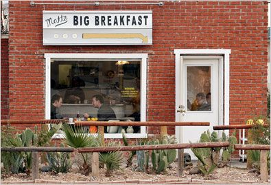 Matt's Big Breakfast - Phoenix, AZ. One of my favorite places to eat breakfast!