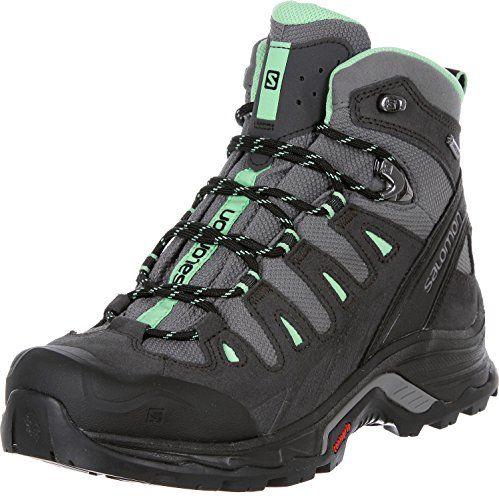 Salomon Women's Quest Prime GTX W High Rise Hiking Boots
