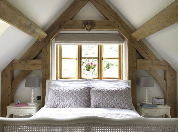 Cottage+Style+Bedrooms | Cottage in England - Gloucestershire - Cheltenham - Windfall Cottage