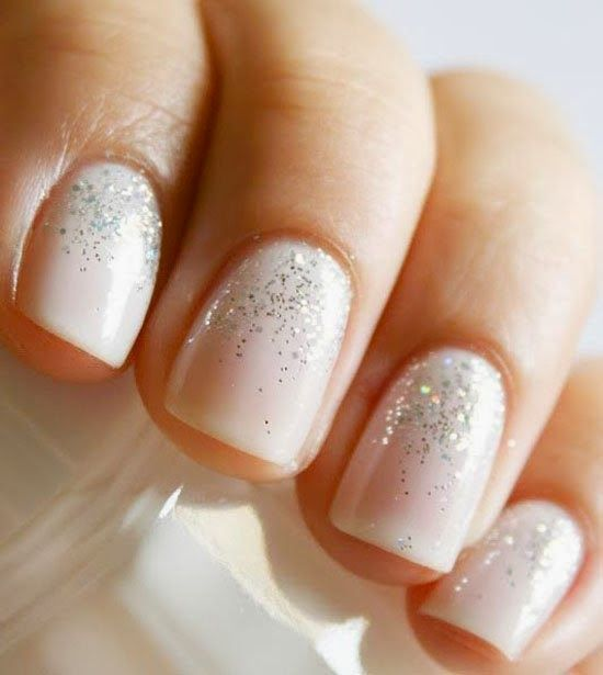 cute wedding nail art designs 2014
