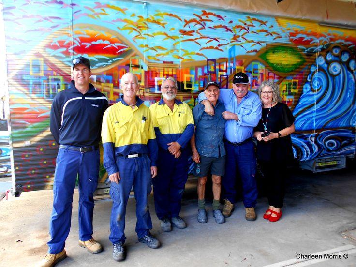The Van Art Project City of Gold Coast 2016