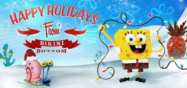 Nicktoons Usa To Host 24 Hour It S A Spongebob Christmas Marathon Starting Tuesday December 24 2019 At Noon Spongebob Christmas Spongebob Christmas Special