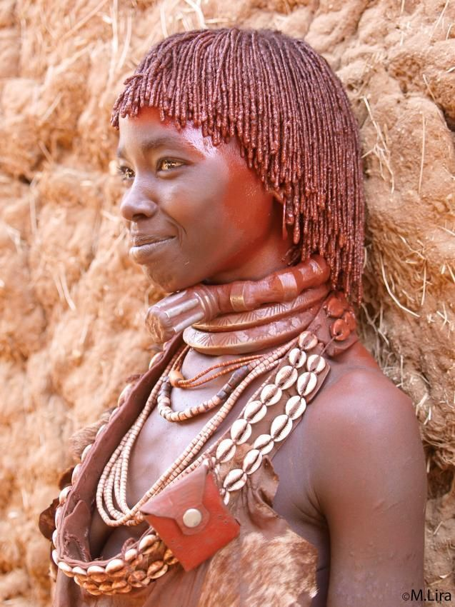 The tribes of the Omo Valley
