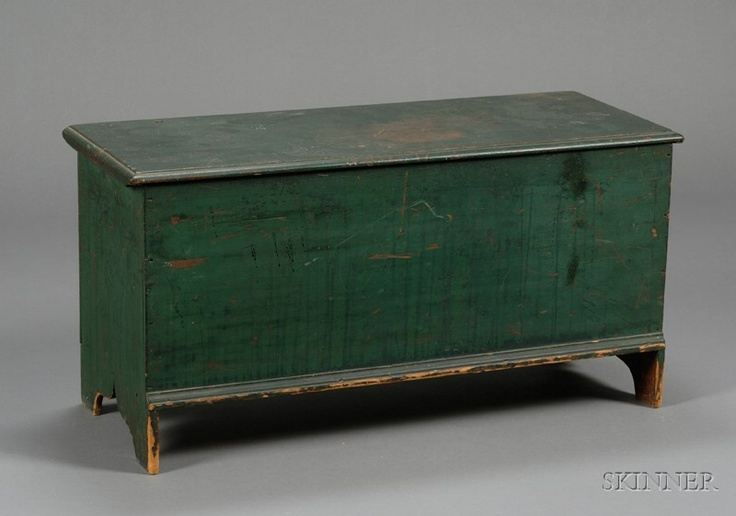 Antique Primitive Painted Child S Miniature Dresser: 1940 Best Boxes, Trunk And Blanket Chests Images On