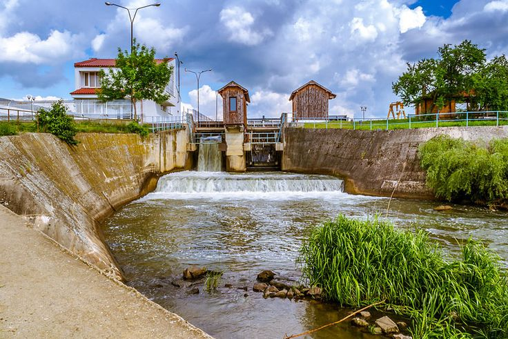 "Discover more photos of Romania If you want to discover more photos of the Romania then I welcome you to follow me on Pinterest. There, you will find many interesting and amazing photos captured in Romania by various photographers. You can watch photos of old medieval cities like Sighisoara, amazing regions like Transylvania and Maramures. … Continue reading ""The Old Hydroelectric Power Plant from Timisoara"""