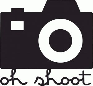 Silhouette Online Store: oh shoot camera