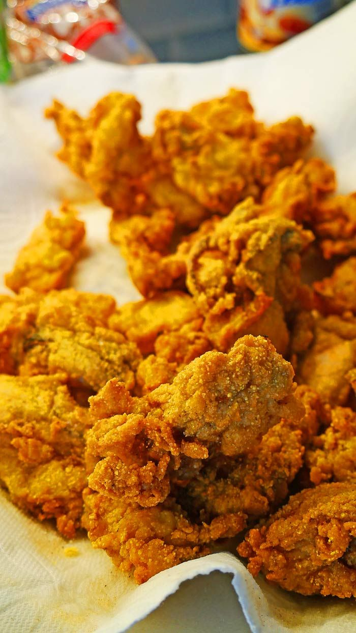 Southern Fried Oysters Works Because It S Simple Recipe Oyster Recipes Seafood Recipes Fried Oysters