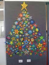 Christmas wreaths. Scholars sponge painted the ... | classroom ideas