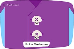 Time for some Button Mushrooms! #puns #funny #words #English