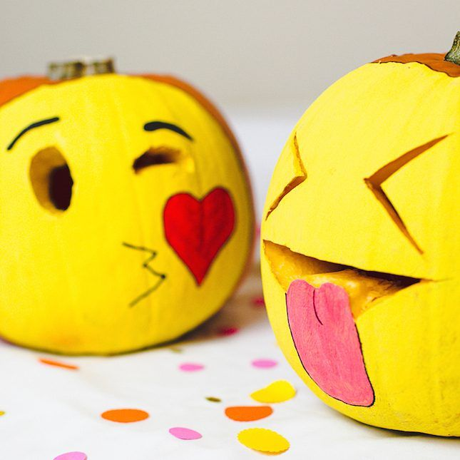 29 Creative Pumpkin Faces to Carve for Halloween   Brit + Co