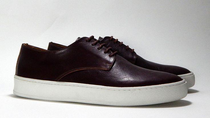 Sneakers in pelle, scarpa  uomo - donna  di Wild Shoes su DaWanda.com