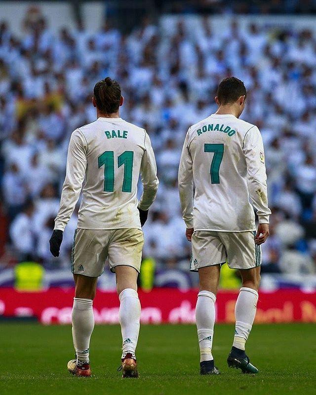 Sólos contra todo el mundo si es necesario...pero siempre HALA MADRID!