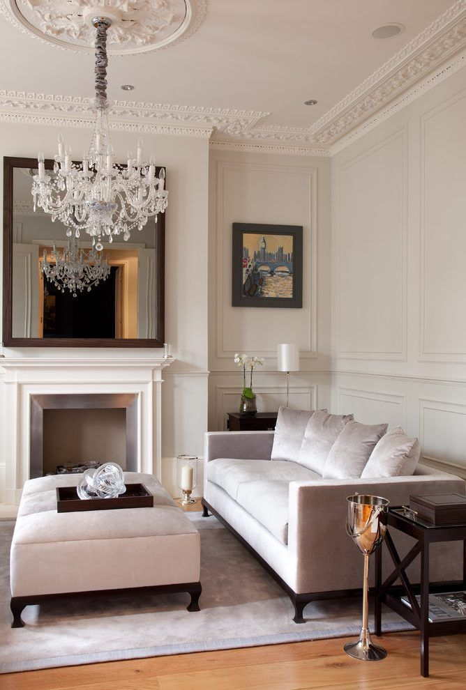 Add Our Luxury Lighting Fixtures To Your Next Interior Design Project More Lighting Ideas Fo Wall Molding Living Room Living Room Styles Glamorous Living Room,Design Thinking Empathy Map Example