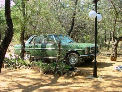 1976 Mercedes Benz 230.4