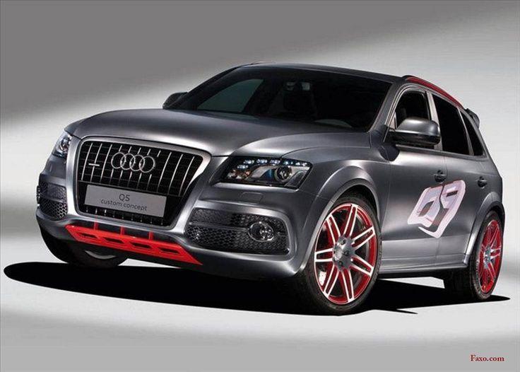 Suv Car - Audi Q5 Custom Concept A Particularly Sporty SUV
