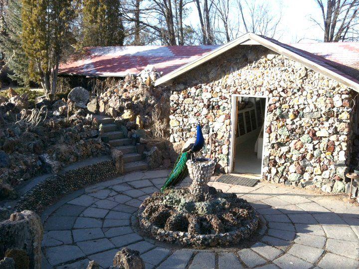 Petersen Rock Garden  Gift Shop