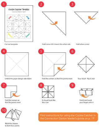51 best VBX 2016 images on Pinterest Birthdays, Breakfast and - cootie catcher template