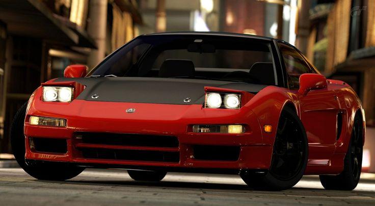 Крутые японские спорткары