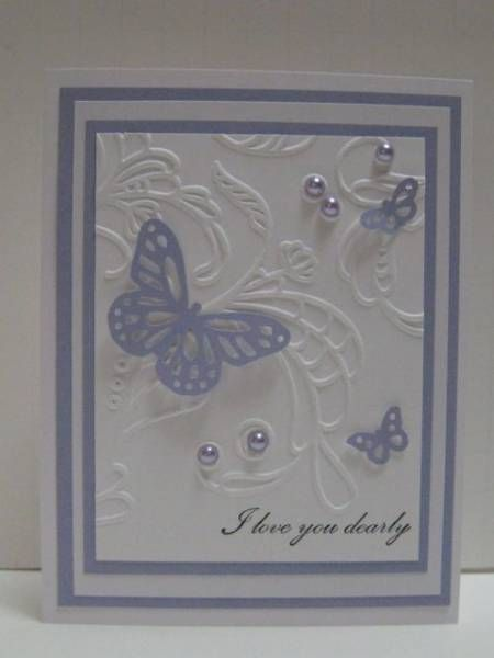 Anniversary Card by Sweet Irene - Cards and Paper Crafts at Splitcoaststampers
