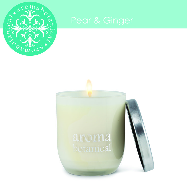 This sweet pear and ginger combination is a natural. The light fragrance an be enjoyed by all.