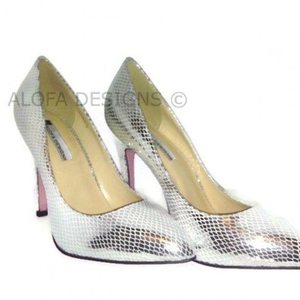 www.alofadesigns.com silver snake skin limited ed.