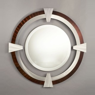 My Deco home will be complete one day!: Round Mirrors, Lights Deco, Deco Miniatures, Deco Round, Mirror Features, Art Deco Design, Cameras Lens, Deco Mirror Reminder, Deco Mirrorremind