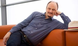 Jeffrey Eugenides: 'I'm not trying to compete with the outrageousness of Trump'