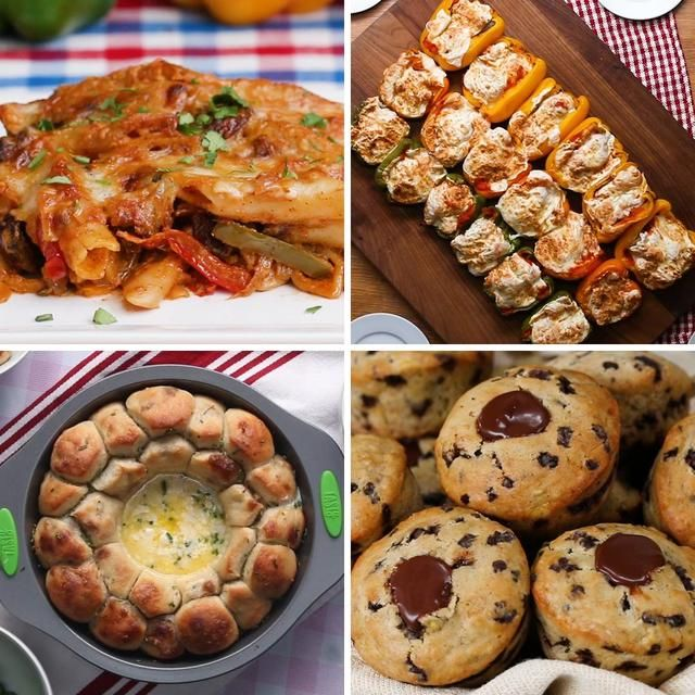 9 Mind Blowing Party Food Rings: Crowd-Pleasing Potluck Recipes