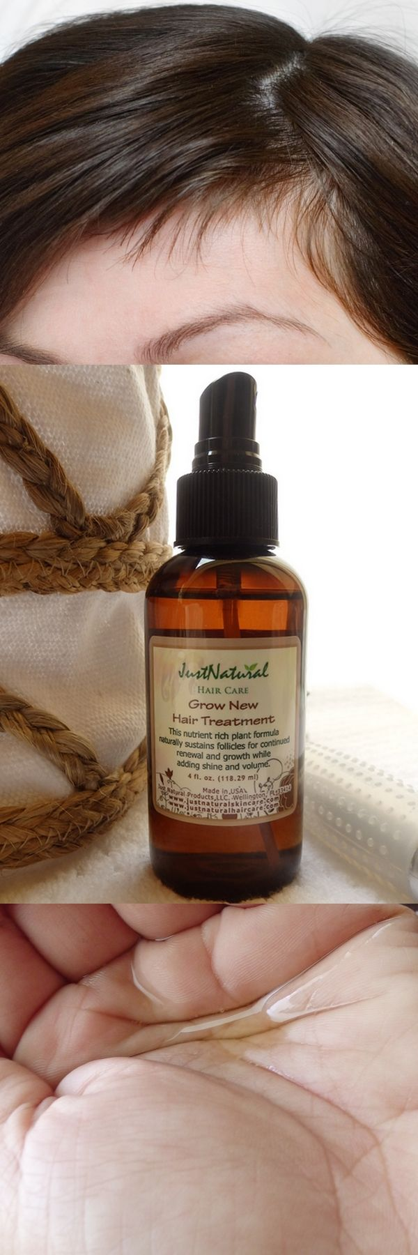 I was so upset after finding out that I had a hormonal imbalance because my hair stopped growing and was falling out in chunks, I was starting to notice bald spots. The doctor prescribed medicine and a very strong shampoo that did absolutely nothing, if I may say I believe I was getting worse. So I took the decision to use only natural products on my hair and I very very happy. These products have me growing baby hair, now I believe chemicals were destroying my hair and scalp.