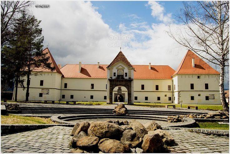 Castelul Mikó din Miercurea Ciuc
