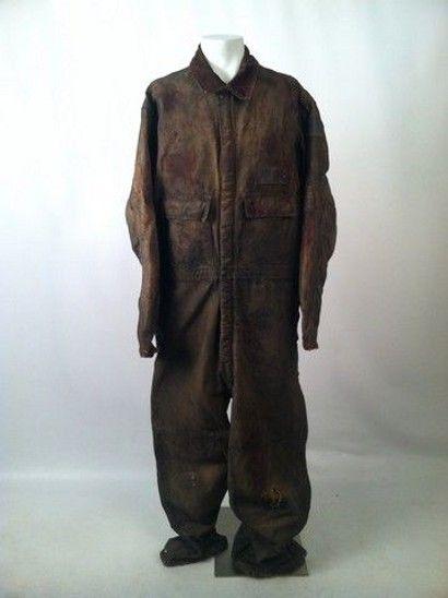 Michael Myers Halloween overalls prop
