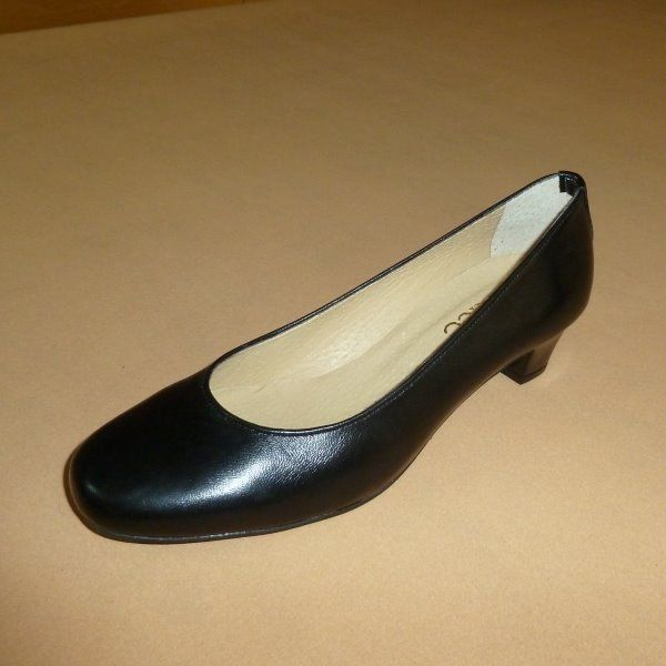 Soft: Γόβα, στρογγυλή, δέρμα, 3½ εκ. (Κωδικός: 210.905) > Tresor by Yiannis Xouryas > www.e-Tresor.gr & www.GreekShoes.Net