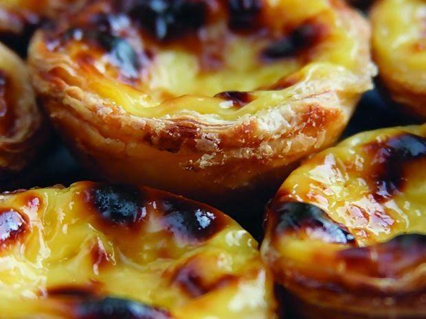 Portugal: Pastel de Belém só na Fábrica de Belém | #sobremesas #doces