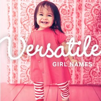 Versatile Baby Girl Names, Baby Girl Nicknames | Fit Pregnancy