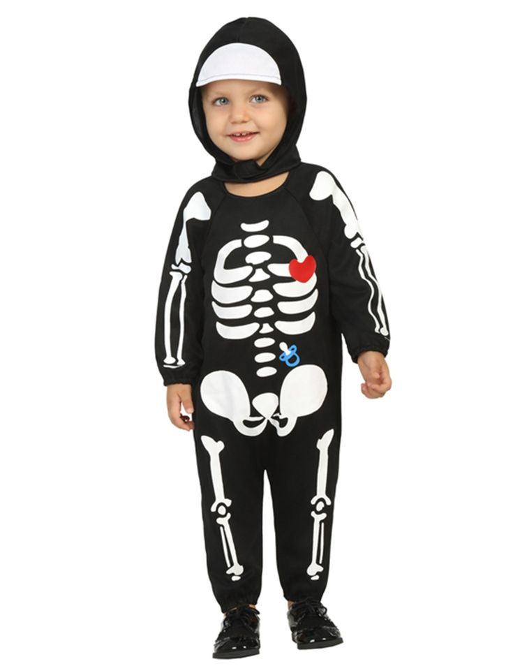 disfraz de esqueleto beb nio halloween este disfraz de esqueleto para niou