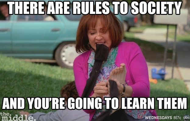 """Memes From The Middle's """"The Graduation"""" - The Middle Blog - ABC.com - ABC.com"""