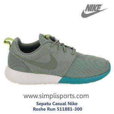 Sepatu Sneakers Nike Roshe Run 511881-300 ORI