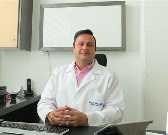 Nabil Abisambra Ortopedista en Barranquilla NabilAbisambra.medicosdoc.com
