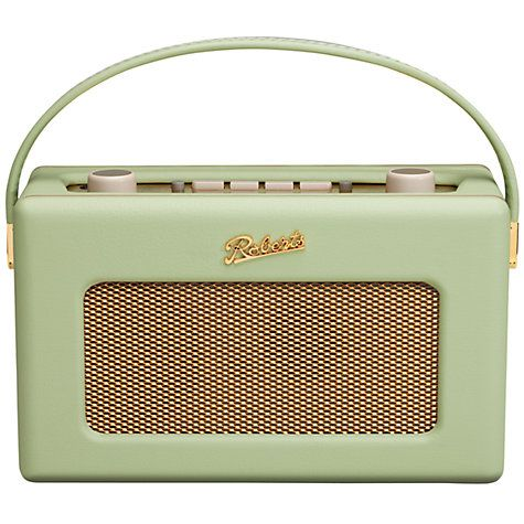 Buy ROBERTS Revival RD60 DAB Digital Radio Online at johnlewis.com - also available in duck egg blue