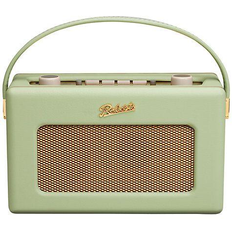 Buy ROBERTS Revival RD60 DAB Digital Radio Online at johnlewis.com £169.95