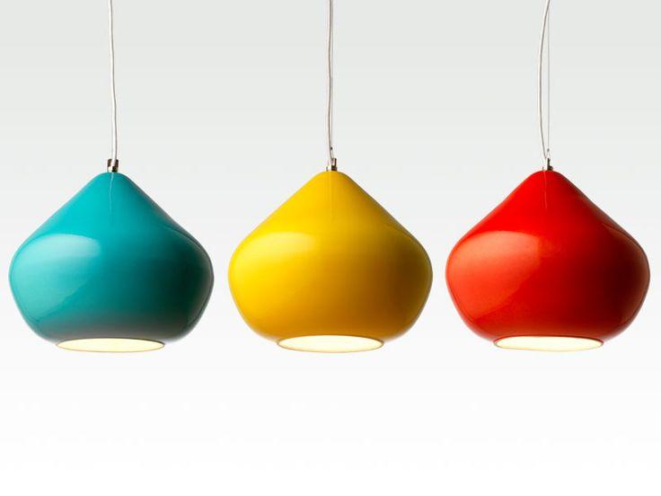 colorful pendant lighting. hand u0026 eye studio bright things lights love the colours shape colorful pendant lighting m