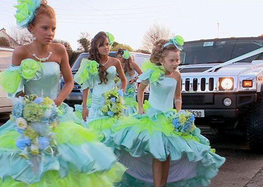 Wedding Gowns For Fat Ladies: Gypsy Fashion And Beauty: My Big Fat Gypsy Wedding: TLC