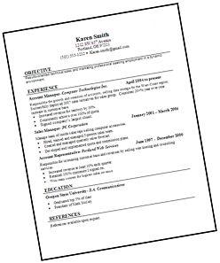 Microsoft Resume Templates Free Download   Free Resume Templates using Microsoft Word!
