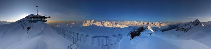Top Mountain Star, Ski Resort Obergurgl-Hochgurgl