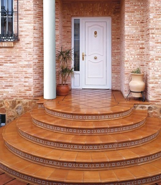 Spanish Tile Flooring Outdoor Ceramic Floor Tile