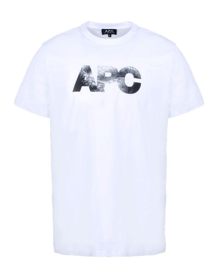 a p c Short Sleeve t Shirt - a p c Men - thecorner.com